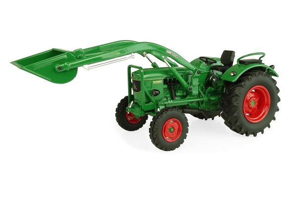 UNIVERSAL HOBBIES 1/32scale Deutz-Fahr D60 05 2WD Front loader  [No.E5254]