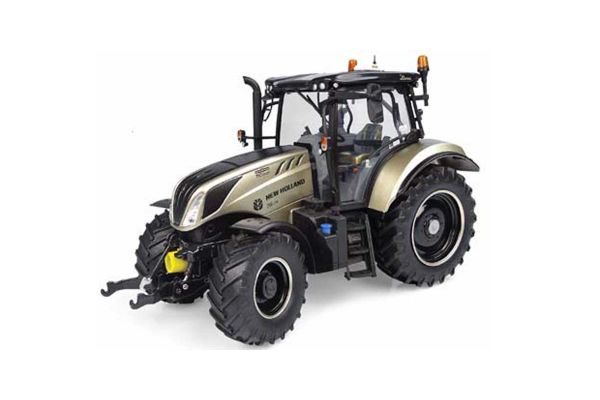 UNIVERSAL HOBBIES 1/32scale New Holland T6.175 Gold Japan New Holland HFT Japan 50th Anniversary Model  [No.E6253]