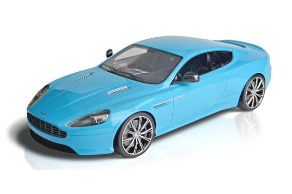 FRONTIART 1/18scale Astone Martin DB9 babyblue [No.F026-33]
