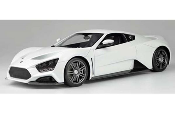 FRONTIART 1/18scale Zenvo ST1 (limited 98pcs) white [No.F040-02]