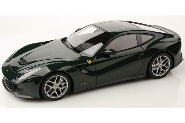 MR Collection 1/18scale Ferrari F12 Berlinetta (Verde British Racing) Deep Green [No.FE07F]