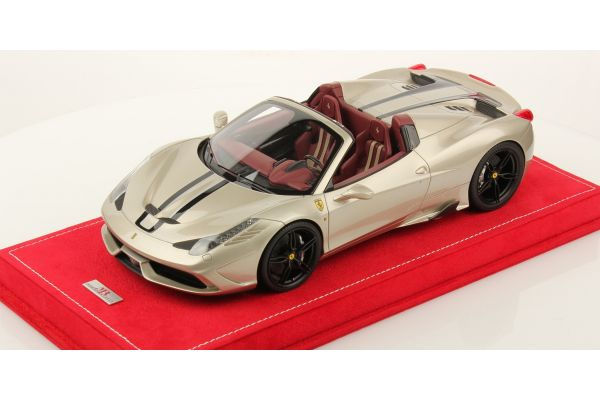 MR Collection 1/18scale フェラーリ 458 スペチアーレ A Gold [No.FE012D]