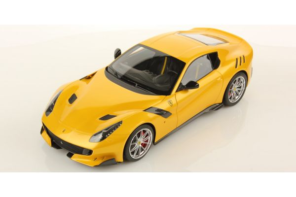 MR Collection 1/18scale Ferrari F12tdf (Giallo Tristrato) Yellow  [No.FE018A]