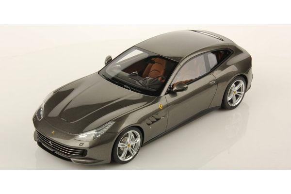 MR Collection 1/18scale Ferrari GTC4 Lusso Nuovo Grigio Ferro Met. (Gray metallic)  [No.FE019A]