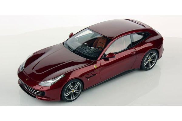 MR Collection 1/18scale Ferrari GTC4 Lusso Rosso California (Deep red)  [No.FE019B]
