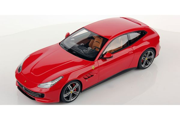 MR Collection 1/18scale Ferrari GTC4 Lusso Rosso Corsa [No.FE019E]
