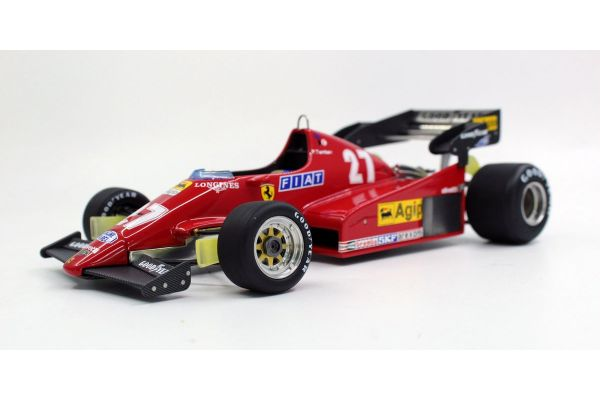TOPMARQUES 1/18scale 126 C2B 1983 #27 P.Tanbay  [No.GRP033A]