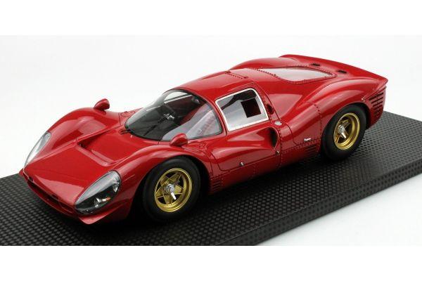 TOPMARQUES 1/18scale Ferrari 330 P4 (red)  [No.GRP006C]