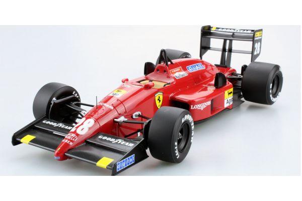 TOPMARQUES 1/18scale F1 87/88C Monaco GP 1987 No,28 G.Berger  [No.GRP008C]