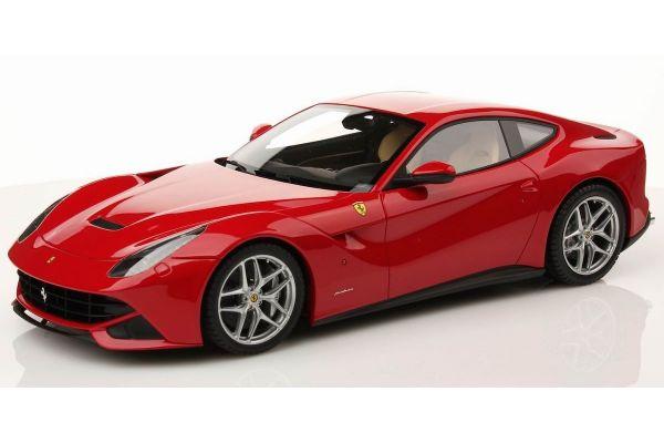 MR Collection 1/18scale FERRARI F12 BERLINETTA(Rosso Corsa)  [No.FE07C]