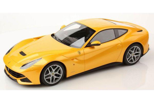 MR Collection 1/18scale Ferrari F12 Berlinetta (Giallo Tristrato) Yellow [No.FE07E]