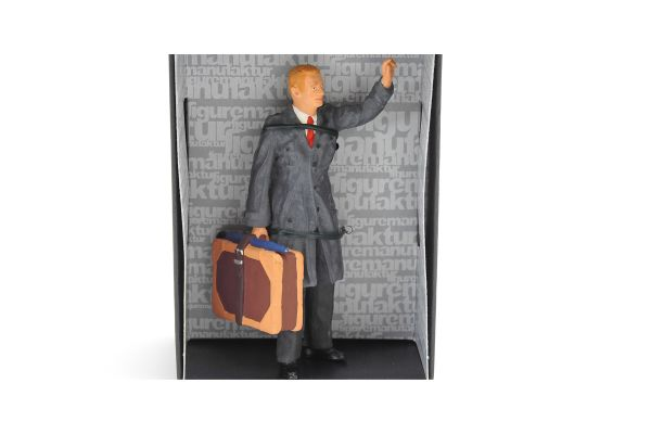 figurenmanufaktur 1/18scale Customers call a Taxi Client taxi  [No.FIG180151]