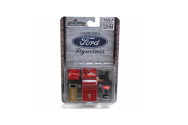 GENUINE FORD PARTS 1/18scale Ford Mustang Diorama Parts Set  [No.FPM585]