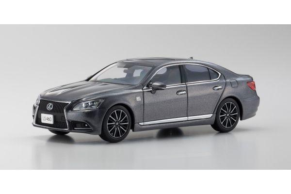 KYOSHO 1/43scale Lexus LS460 F SPORT Mercury Gray  [No.KS03659GR]