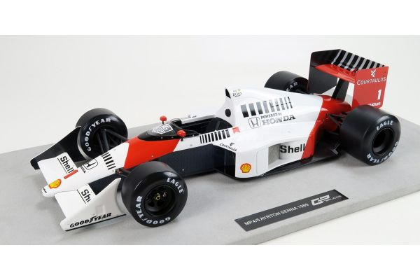 TOPMARQUES 1/12scale McLaren MP 4/5 1989 No. 1  [No.GRP004]
