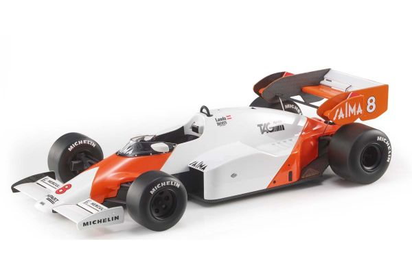 TOPMARQUES 1/18scale MP4 / 2 1984 No8 N. Lauda  [No.GRP005AN-C]