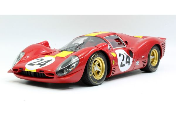 TOPMARQUES 1/18scale Ferrari 330P4 No.24 1967 Le Mans 3rd place  [No.GRP006D]