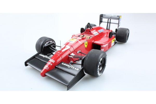 TOPMARQUES 1/18scale F187 / 88C No.27 M. Alboreto  [No.GRP008B]