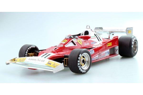 TOPMARQUES 1/18scale Ferrari 312 T2 No.11 1977 Niki Lauda  [No.GRP014D]