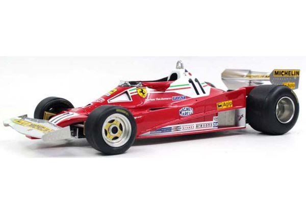 TOPMARQUES 1/18scale 312 T2 1978 No.11 Brazilian GP Winner C. Reutemann  [No.GRP014G]