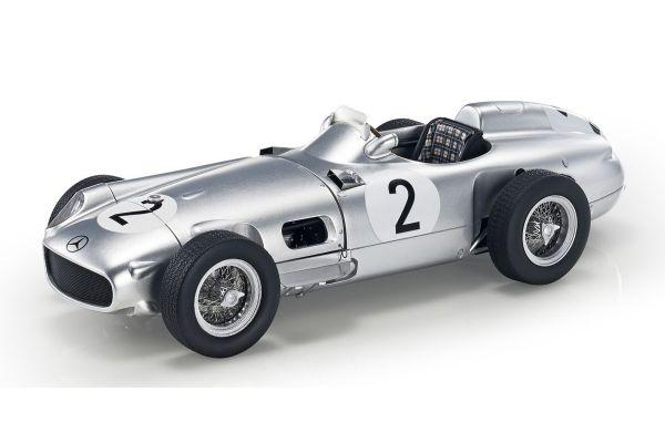TOPMARQUES 1/18scale W196 Open wheel 1955 Argentine Grand Prix No.2 J.M. Fangio  [No.GRP015A]