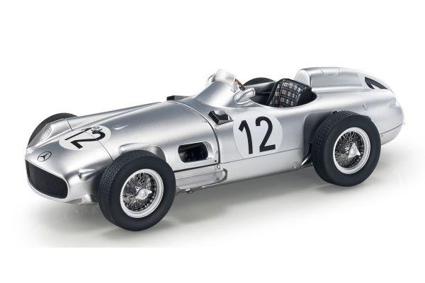 TOPMARQUES 1/18scale W196 Open wheel 1955 British Grand Prix No.12 S.Moss  [No.GRP015C]