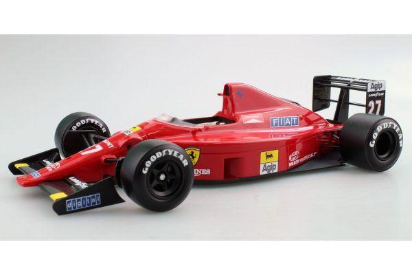 TOPMARQUES 1/18scale Ferrari F189 640 #27 Nigel Mansell  [No.GRP017A]