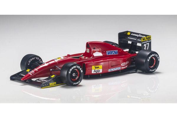 TOPMARQUES 1/18scale Ferrari F92A 1992 #27 Jean Alesi  [No.GRP020A]