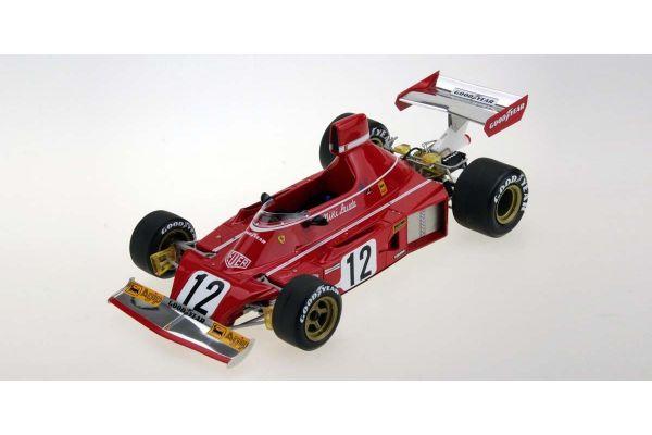 TOPMARQUES 1/18scale Ferrari 312 B3 1974 Niki Lauda No.12  [No.GRP025C]