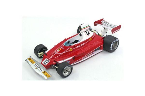 TOPMARQUES 1/18scale Ferrari 312 T 1975 Niki Lauda  [No.GRP026A]