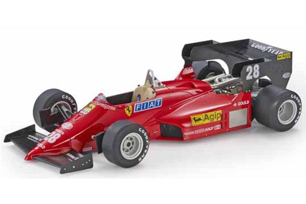 TOPMARQUES 1/18scale 126 C4 No,28 R.Arnoux  [No.GRP032B]