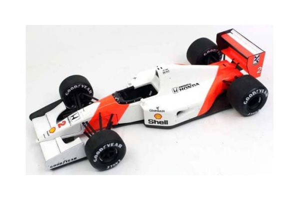 TOPMARQUES 1/18scale MP4 / 7 No.2 G. Berger  [No.GRP039B]