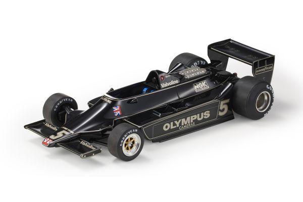 TOPMARQUES 1/18scale Lotus 79 John Player No.5 M. Andretti  [No.GRP054A]