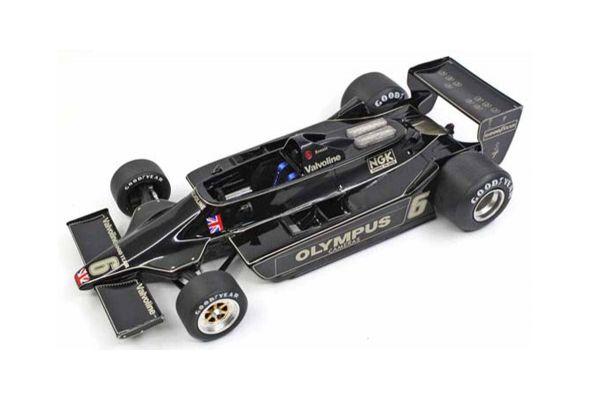 TOPMARQUES 1/18scale Lotus 79 John Player No.6 R. Peterson  [No.GRP054B]