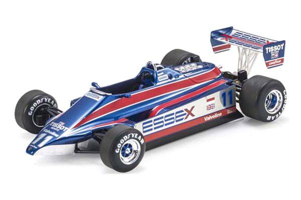 TOPMARQUES 1/18scale Lotus 81 No, 11 M. Andretti  [No.GRP098A]