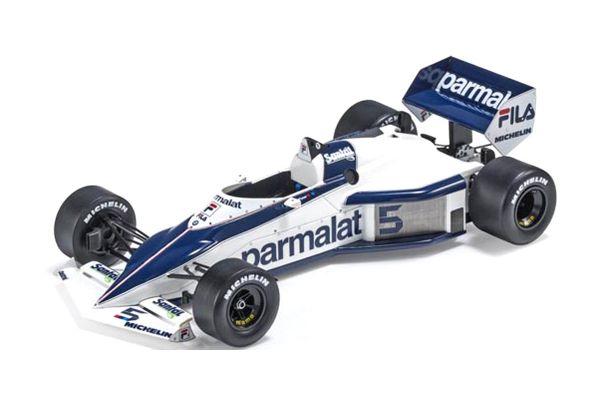 TOPMARQUES 1/18scale Brabham BT52 No.5 N. Pique  [No.GRP102A]