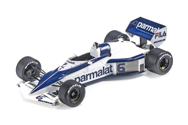 TOPMARQUES 1/18scale Brabham BT52 No.6 R. Patrese  [No.GRP102B]