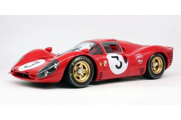 TOPMARQUES 1/12scale Ferrari 330 P4 No.3 Monza 1000Km 1967 Winner L. Bandini/C. Amon  [No.GRP12009A]