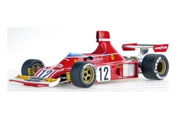 TOPMARQUES 1/43scale Ferrari 312 B3 1974 No.12 Niki Lauda  [No.GRP43001A]
