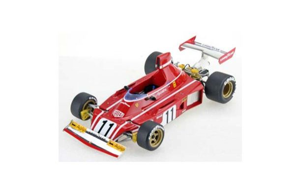 TOPMARQUES 1/43scale Ferrari 312 B3 1974 No.11 C.Regazzoni  [No.GRP43001B]