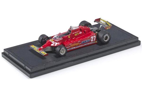 TOPMARQUES 1/43scale 126 CX No, 27 G. Villeneuve  [No.GPR43024A]