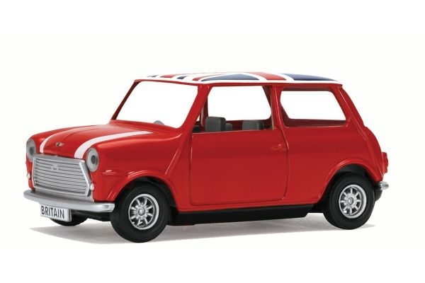 CORGI Classic Mini Red / Union Jack Corgi Best of British  [No.CGGS82109]