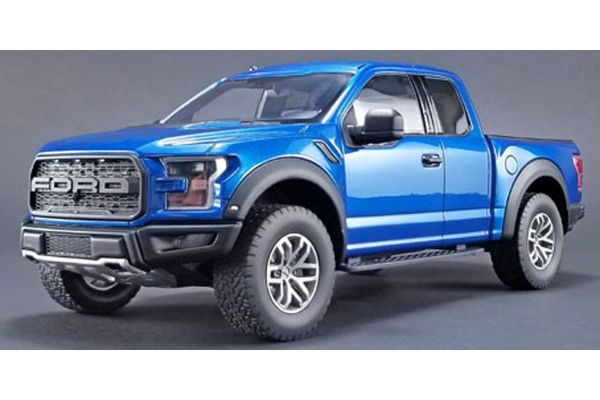 GT SPIRIT 1/18scale Ford Raptor (Blue) US Exclusive  [No.GTS009US]