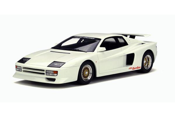 GT SPIRIT 1/18scale Koenig Testarossa Twin Turbo White  [No.GTS012KJ]
