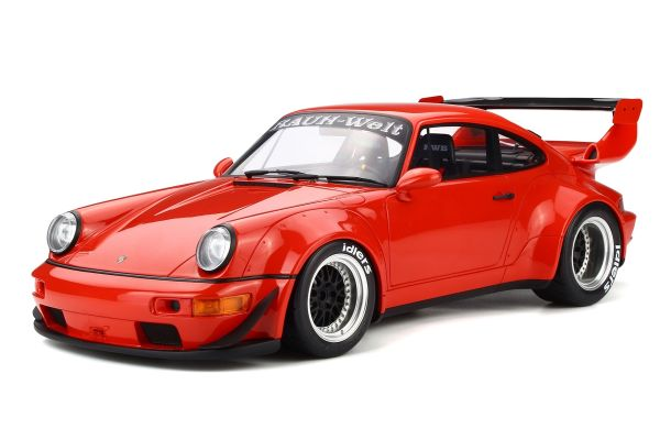 GT SPIRIT 1/12scale RWB 964 (red) Domestic limited number: 150 pieces  [No.GTS024KJ]