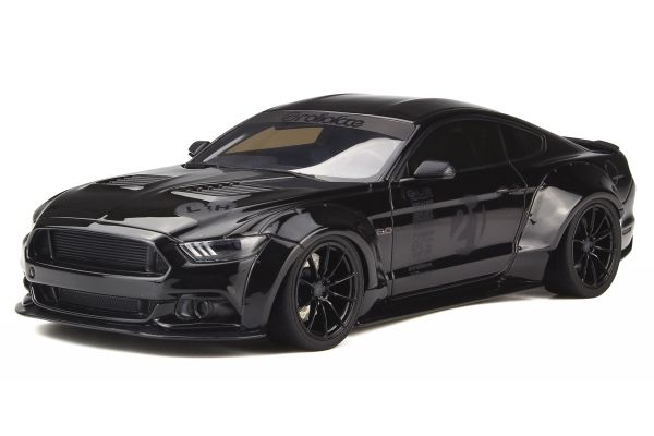 GT SPIRIT 1/18scale Ford Mustang by TOSHI (Black) [No.GTS061]