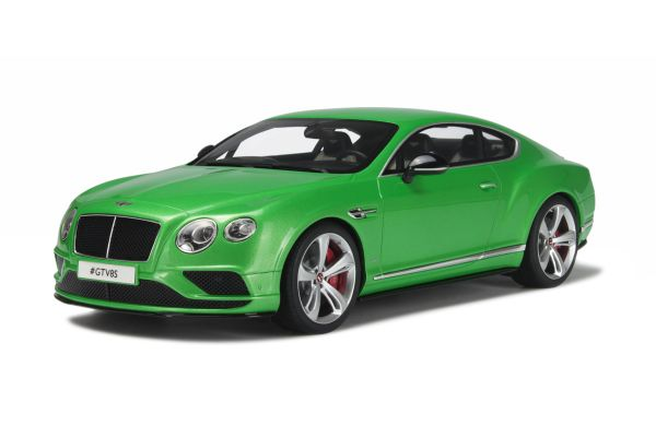 GT SPIRIT 1/18scale BENTLEY CONTINENTAL GT V8 S GREEN [No.GTS077]