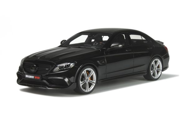 GT SPIRIT 1/18scale Brabus 650 sedan Black [No.GTS132]