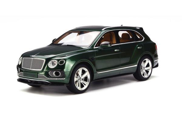 GT SPIRIT 1/18scale Bentley Bentayga Sport Package Green [No.GTS133]