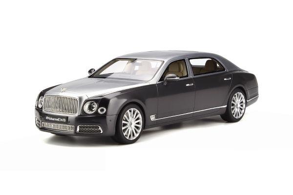 GT SPIRIT 1/18scale Bentley Murzane EWB Silver / Gray [No.GTS148]
